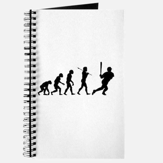 Evolve - Baseball Journal