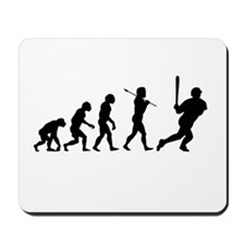 Evolve - Baseball Mousepad
