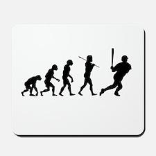 Evolve - Baseball Mousepad