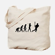 Evolve - Baseball Tote Bag
