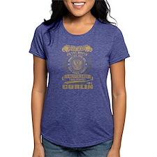 T-Shirt, blue logo