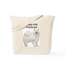 Samoyed Tote Bag