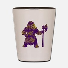 Vintage, Vikings Shot Glass
