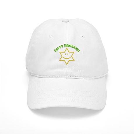 Happy Hanukkah Cap