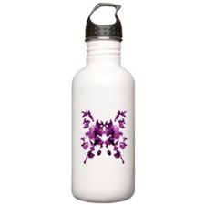 Rorschach Inkblot Water Bottle