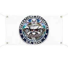 USN Operations Specialist Sku Banner