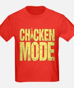 Chicken Mode Kids T-Shirt (4 colors)