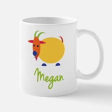 Megan The Capricorn Goat Mug