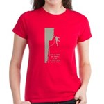 Lot to Think About Women's Dark T-Shirt