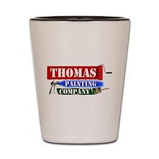 Thomas Painting Company Shot Glass