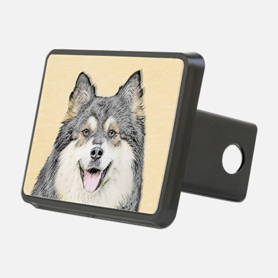 Finnish Lapphund Hitch Cover