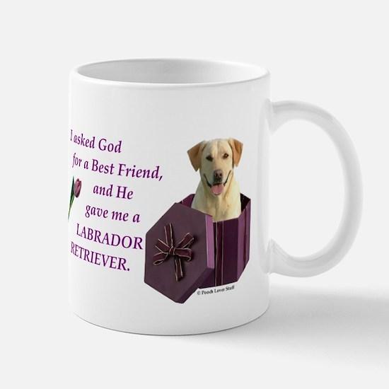 Labrador Retriever (Yellow) Mug