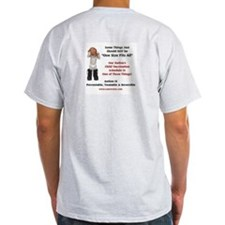 One size fits all vaccine, Autism shirt