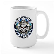 USN Electronics Technician Sk Mug