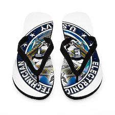 USN Electronics Technician Sk Flip Flops