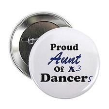 Aunt of 3 Dancers Button