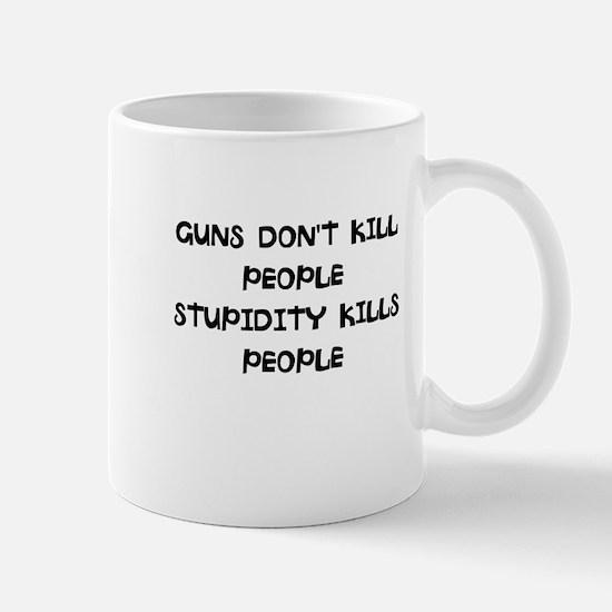 Unique Bullets Mug