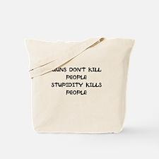 Unique Bullets Tote Bag