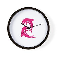 Valentines Love Potion Wall Clock