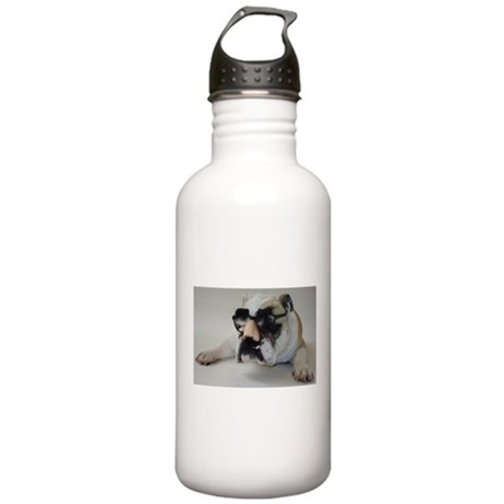 Little Old Man Stainless Water Bottle 1.0L