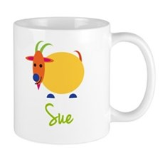 Sue The Capricorn Goat Mug
