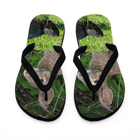 Rabbit Flip Flops