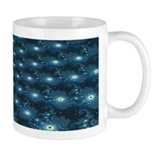 """Mandelbrot Galaxy"" Fractal Art Mug"