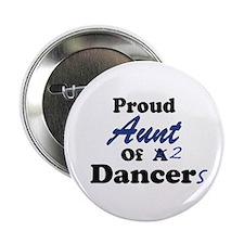 Aunt of 2 Dancers Button