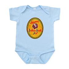New York Beer Label 4 Infant Bodysuit