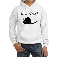 Now what? Hoodie