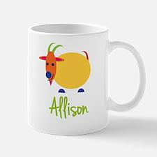 Allison The Capricorn Goat Mug