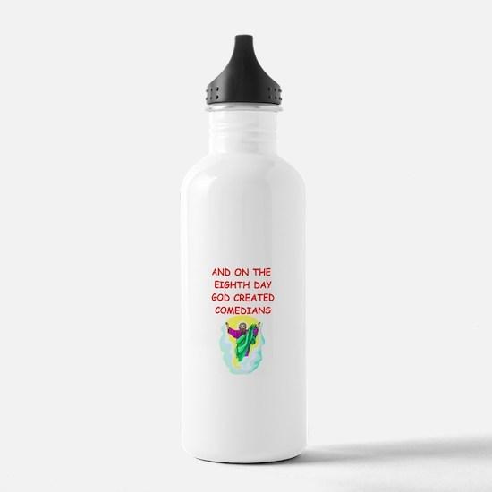 comedians Water Bottle