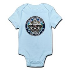 USN Cryptologic Technician Sk Infant Bodysuit