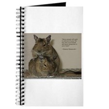 Degu Friendship Journal