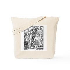 Crane's Rapunzel Tote Bag