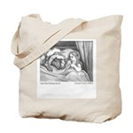 Gustave Dore's Little Red Riding Hood Tote Bag