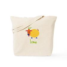 Irma The Capricorn Goat Tote Bag