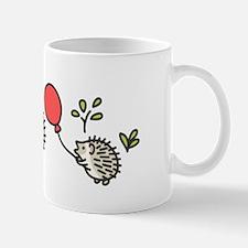 Baby Hedgehog's Red Balloon Small Small Mug