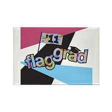 Colorguard Grad 2011 Rectangle Magnet