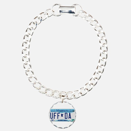 """Minnesota """"Uffda"""" Bracelet"""