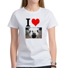 Pictures of Goats and Sheep w Tee