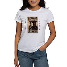 SITTING BULL WANTED T-Shirt
