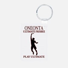 Oneonta Ultimate Frisbee Keychains