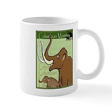 Columbian Mammoth and Baby Mug
