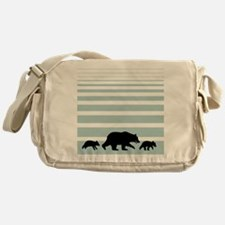Grizzly Bears Messenger Bag