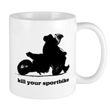 kill your sportbike Mug