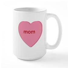 Candy Heart - Mom Mug