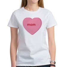Candy Heart - Mom Tee