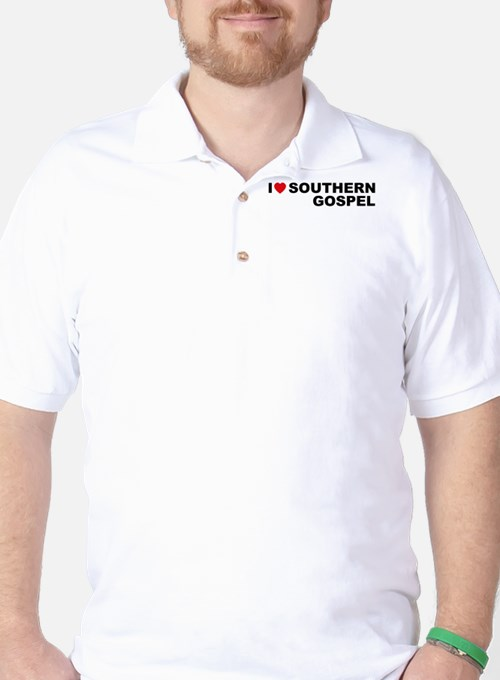 I Love Southern Gospel T-Shirt