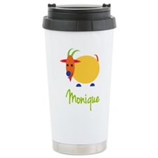 Monique The Capricorn Goat Travel Mug